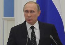 Владимир Путин принял решение о приостановлении действия договора о зоне свободной торговли с Украиной