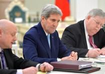 Джон Керри приехал в Кремль в прекрасном расположении духа: вне зависимости от исхода переговоров с Владимиром Путиным, визит в Москву для Госсекретаря США прошел не зря