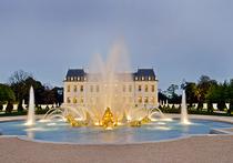 Самый дорогой дом мира — или, вернее, роскошный современный замок, находится под Парижем, недалеко от Версаля