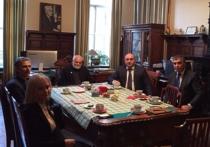 Муса Мусаев принимает участие в работе Международного культурного форума