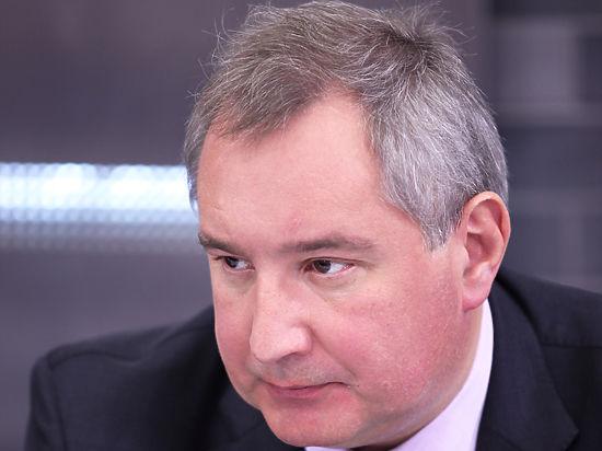 Вице-премьер Рогозин предсказал судьбу козла Тимура