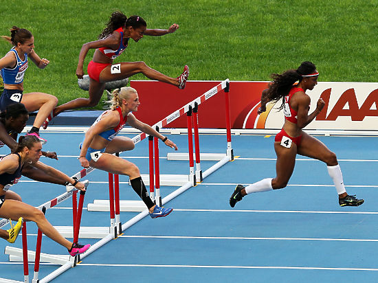 Легкая атлетика: России указали на выход