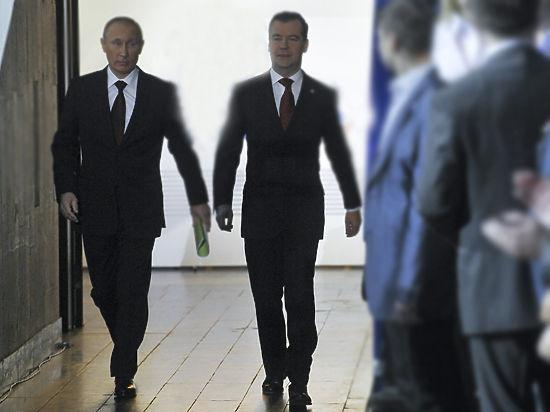 Высшие российские чиновники «держат руку на кобуре»