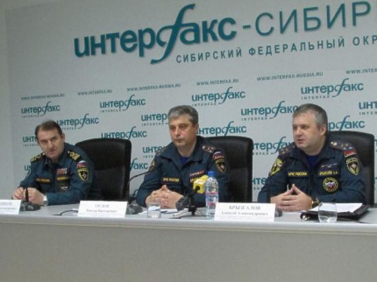 Новосибирские спасатели внедряют автоматизированную систему «Безопасный город»