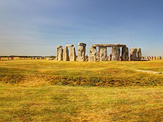 Британские ученые доказали, что Стоунхендж не был построен людьми