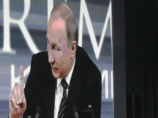 «Рулька точка ру»: семь шуток Путина на пресс-конференции