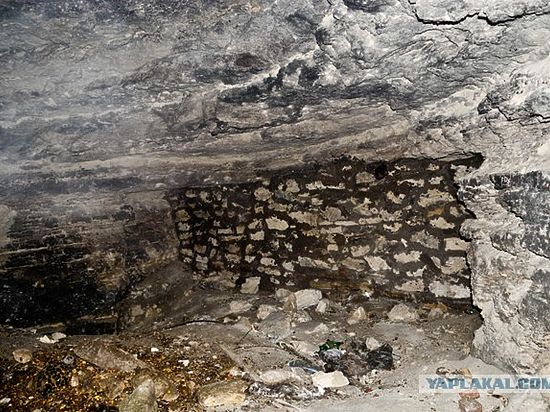 Раскрыты тайны катакомб Керчи