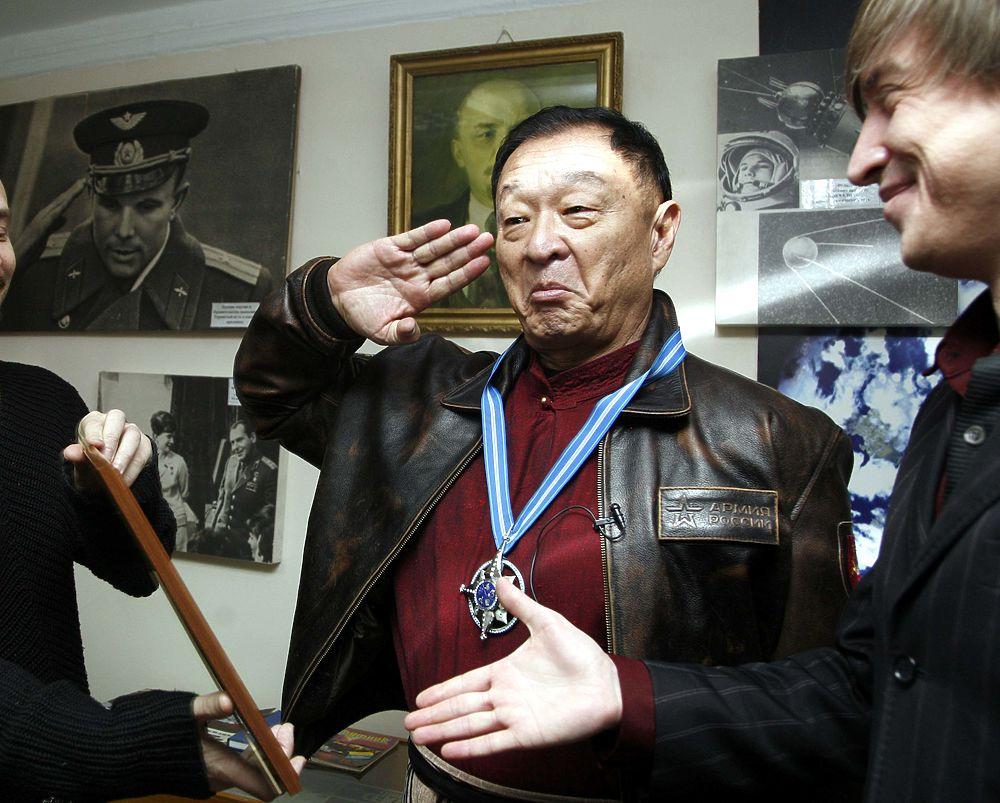 Кэри-Хироюки Тагава подал документы на получение российского гражданства