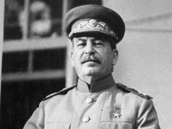 Сталина надо поздравить