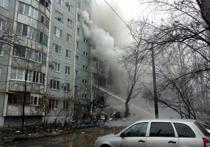 Под завалами взорвавшегося дома в Волгограде могут находиться, как минимум, четыре человека