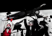 «Идиота» Достоевского в Театре Наций уложили в полтора часа: никакого классического прочтения, а клоунада-нуар по мотивам знаменитого романа