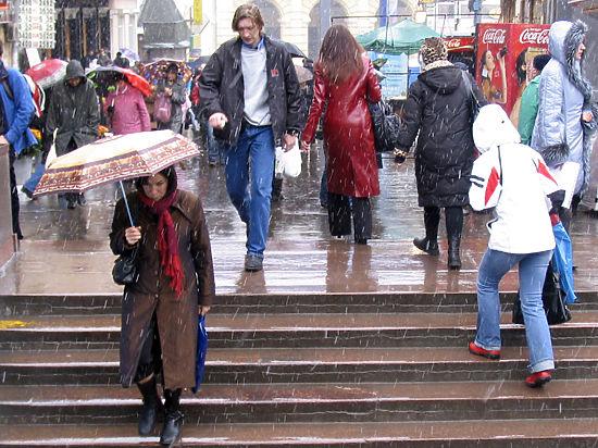 Аномальное тепло поставило под угрозу новогоднюю программу праздников в Москве