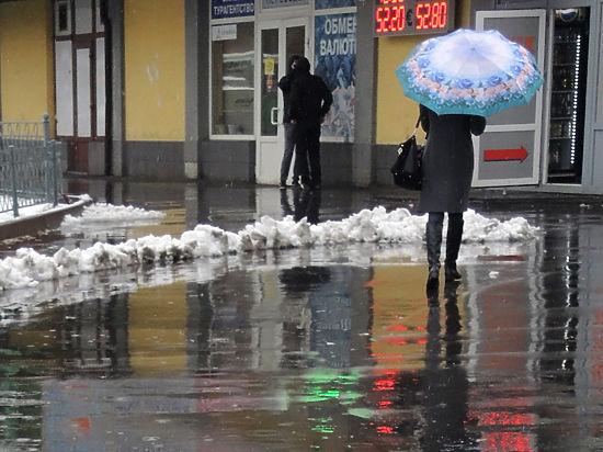 Москва побила собственный температурный рекорд 30-летней давности