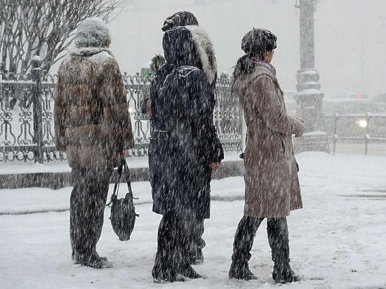 Синоптики пообещали возвращение мороза в Москву на Новый год
