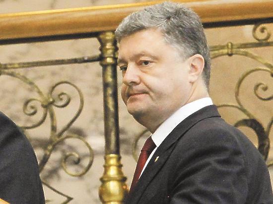 Порошенко соблазняет Донбасс и Крым безвизовой Европой