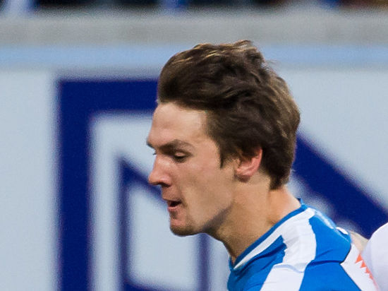 Футболиста бельгийского