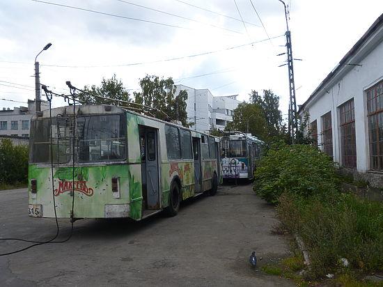 МУП «Городской транспорт» балансирует на грани банкротства с самого момента создания