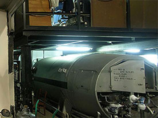 Ученые-ядерщики в Москве создали ловушку для темной материи