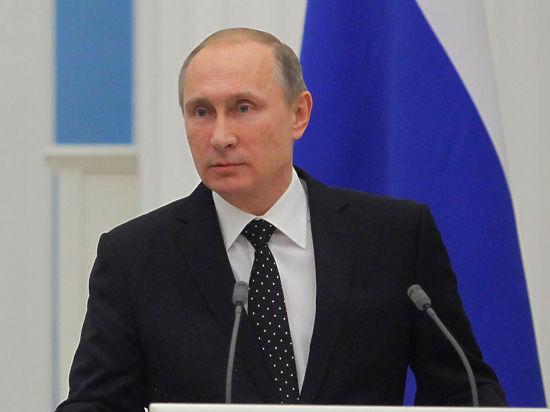 Путин нашел в действиях правительства лишь одну осечку
