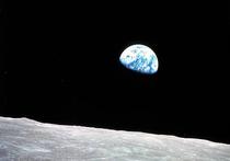 Американское аэрокосмическое агентство NASA представило снимок, сделанный 47 лет назад, в ночь перед католическим Рождеством 1968 года