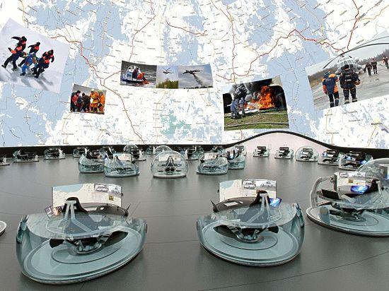 Архитекторы спроектировали для МЧС кризисный центр в виде космического корабля