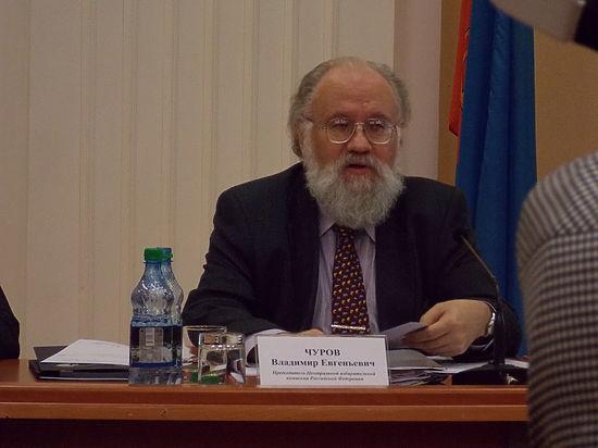 СМИ назвали причину скорой отставки Чурова с поста главы ЦИКа