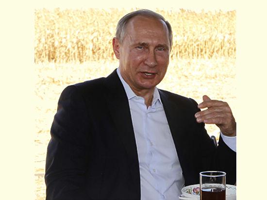 Путин вернет пиво на стадионы и даст шанс молодым футболистам
