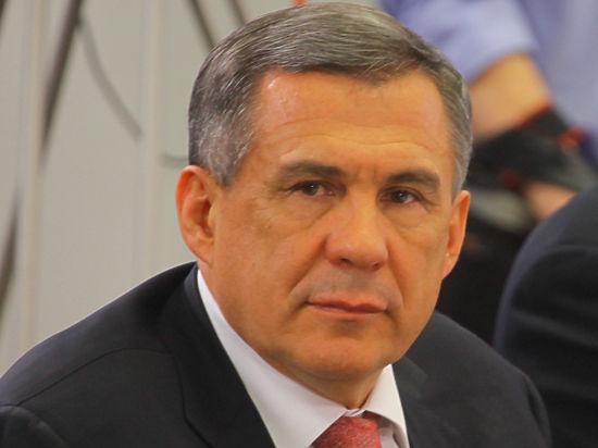 Президент Татарстана Минниханов оказался в непростой ситуации из-за титула
