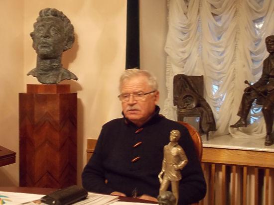 Сергей Никоненко: «Прочитав воспоминания первой жены Есенина, я понял, что она идет ко мне домой»