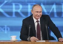 Главным подарком Кремля российским политикам к Новому году стал сборник цитат Путина под названием «Слова, меняющие мир», сообщает РБК