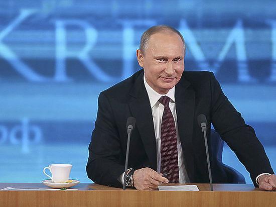 Лучший подарок: администрация президента поздравила с Новым годом цитатником Путина