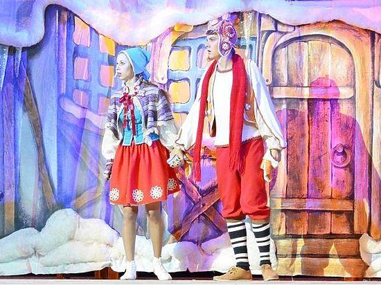 Краевой музыкальный театр подарил детям новую сказку