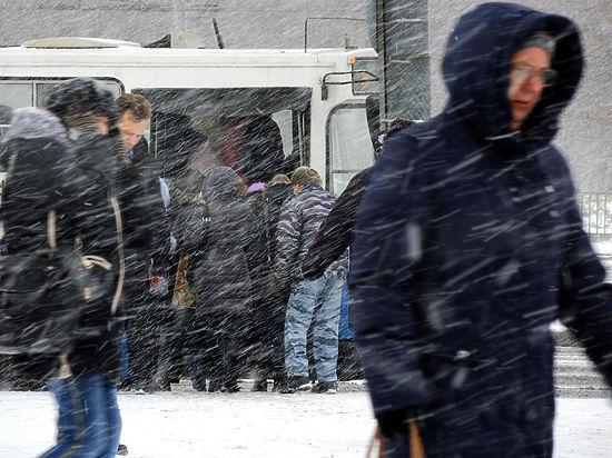 В новогоднюю ночь температура опустится до -17, дальше — еще холоднее