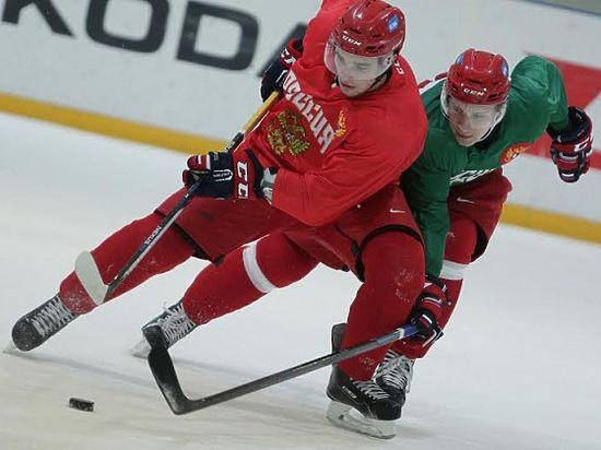 Молодежная сборная России по хоккею обыграла Финляндию на ЧМ