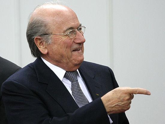 Блаттер пошел против ФИФА, заявив о возвращении «в бой»