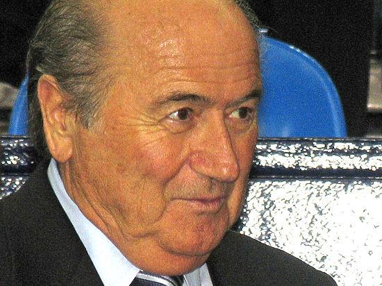 Экс-президент ФИФА Блаттер получает письма с угрозами убийства