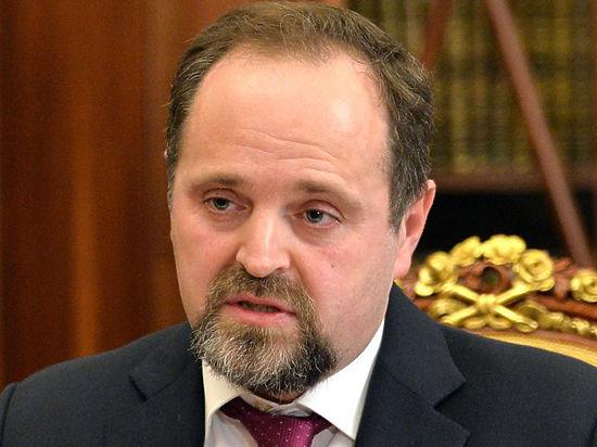 В Москве попал в ДТП министр природных ресурсов Сергей Донской