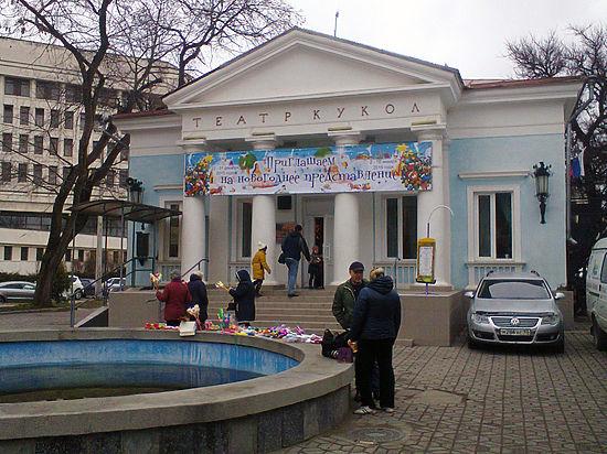 «Мир» дому кукловодов: в Симферополе сносят любимый всеми кукольный театр