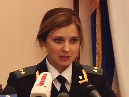 Поклонская рассказала о новогодних посадках в Крыму