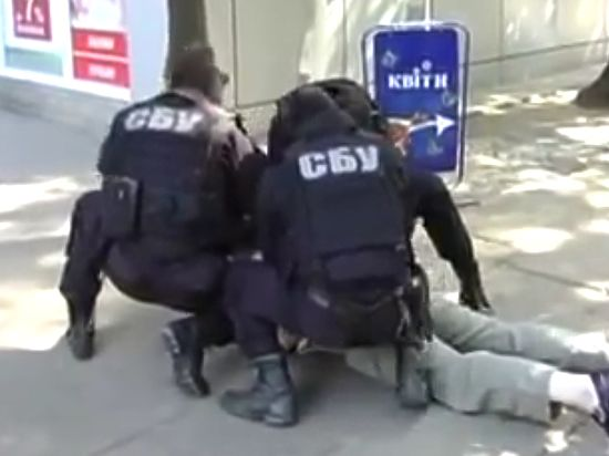 В Одессе на крупной взятке попался подчиненный Саакашвили