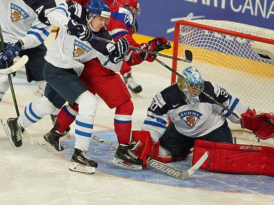 Сборная России проиграла Финляндии в финале МЧМ-2016. Онлайн-трансляция
