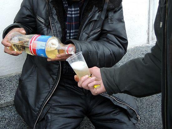 Ядовитая жидкость унесла жизни пятерых бездомных в Новосибирске