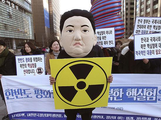 Генерал-полковник Виктор Есин: «Взорванное ядерное устройство – самостоятельная разработка Северной Кореи»