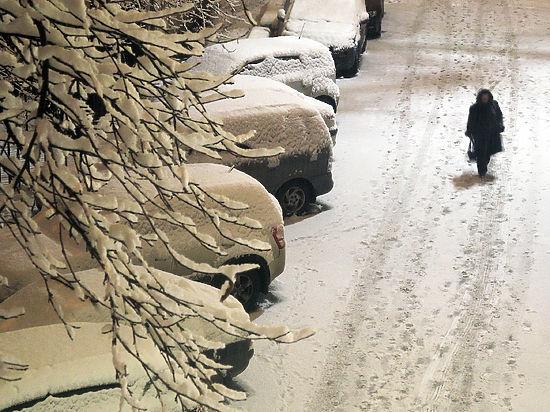 Вслед за Оренбургом «оранжевые» снегопады накроют Москву и центральную Россию