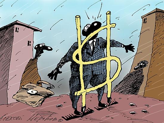 Нефть по $20 и доллар по 100 рублей — близкая реальность