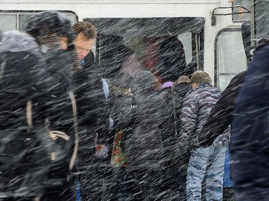 К выходным Москву накроет новая волна морозов