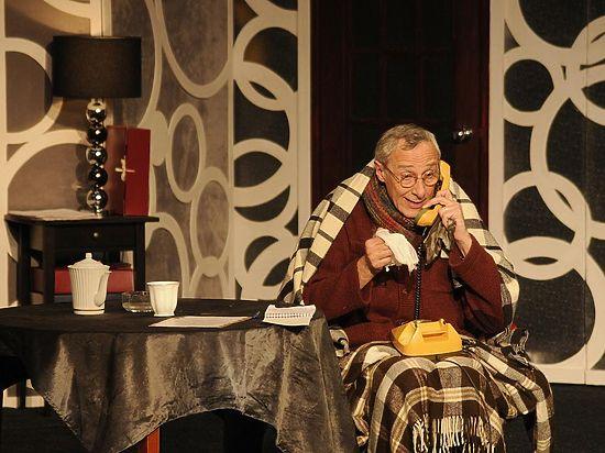 Юбилей отметил актер Молодежного театра Дмитрий Морщаков