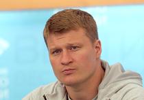 WBC наградил Поветкина премией «Возвращение года»