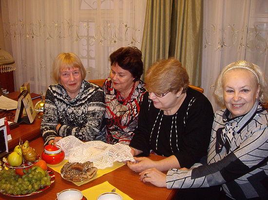 Потомки Анны Мараевой вновь посетили Серпухов