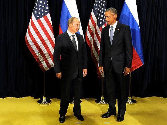 КНДР, Сирия, Украина: Путин и Обама обсудили